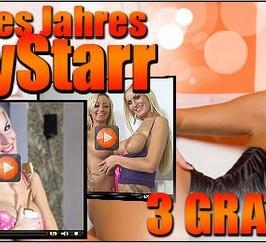 Drei gratis Vidoes vom Girl des Jahres AmyStarr
