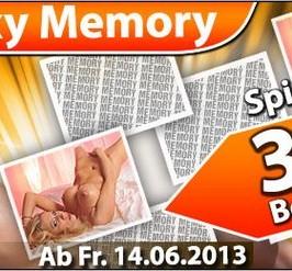 Mach mit beim Sex Memory