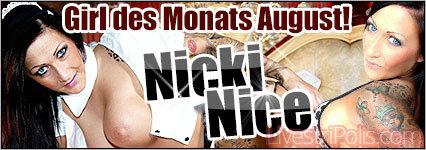 NickiNice Girl des Monats