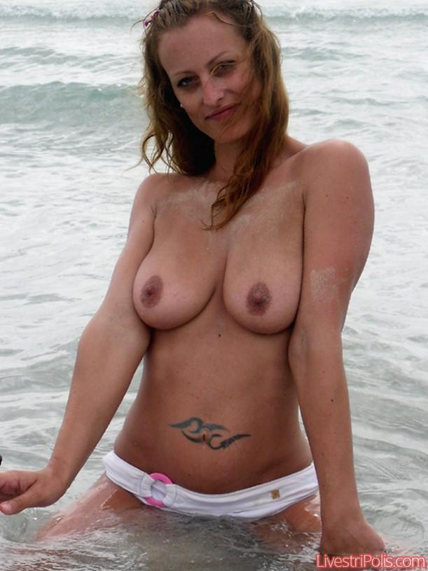 Pippa zeigt ihre natürlichen Titten